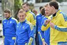 Сборная Украины сыграет со Словакией во Львове, с Чехией – в Харькове