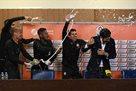 Игроки Шахтера сорвали пресс-конференцию Фонсеки