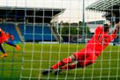 На Евро среди 17-летних судья удалил вратаря во время серии пенальти