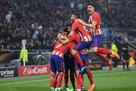 Атлетико выиграл Лигу Европы 2017/2018