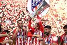 Испанские клубы выиграли 8 из 9 последних еврокубков