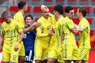 Матч Украина – Албания перенесен