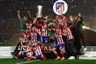 Реал поздравил Атлетико с победой в Лиге Европы