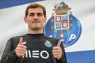 Касильяс продлил контракт с Порту