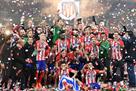 Шесть игроков Атлетико попали в команду сезона Лиги Европы