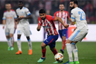 В финале Лиги Европы в футбол играли только 47 минут