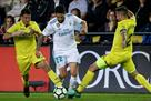 Реал упустил победу над Вильярреалом