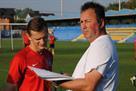 Из Черно Море – в Черноморец: Червенков стал тренером