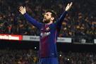 Месси — лучший игрок сезона в Барселоне