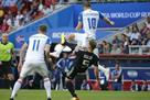 ЧМ-2018: Исландия отстояла ничью в матче с Аргентиной