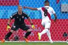 Школа Дзадзы: Очень неудачный пенальти в матче ЧМ-2018 Перу — Дания