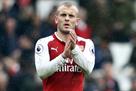 Уилшир объявил об уходе из Арсенала