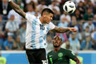 ЧМ-2018: Был ли пенальти в ворота Аргентины за игру рукой Рохо?