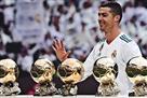 Барселона в своем музее не посчитала два Золотых мяча Криштиану Роналду