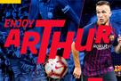 Барселона подпишет Артура