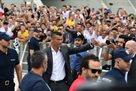 Роналду в Ювентусе: Как португальца встречали тифози в Турине