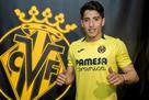 Вильярреал объявил о трансфере Сантьяго Касереса