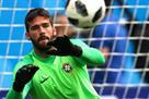 Рома приняла предложение Ливерпуля по Алиссону
