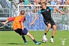 Лацио в товарищеском матче отгрузил сопернику 20 голов