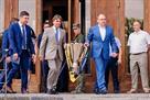 Гримм обещает полностью безопасный и безупречный матч за Суперкубок