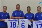 Динамо представило новичков команды