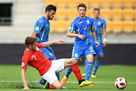 Сборная Украины U-19 сыграла вничью с Англией на Евро-2018