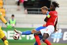 Украина U-19 — Англия U-19 1:1 Видео голов и обзор матча