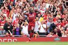 Мане забил в третьем кряду стартовом матче Ливерпуля в АПЛ