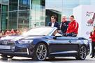 BMW хочет выкупить у Audi акции Баварии