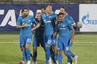 Зенит выдал впечатляющий камбэк, забив 8 голов Динамо Минск