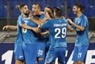 Зенит — Динамо Минск 8:1 Видео голов и обзор матча