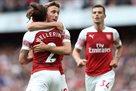 Арсенал одержал волевую победу над Вест Хэмом