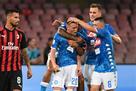 Наполи вырвал победу у Милана