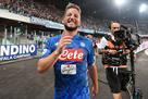 Мертенс: Наполи заслуженно победил Милан