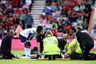 Защитник Эвертона получил трещину черепа в матче с Борнмутом