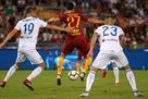 Рома и Аталанта не выявили победителя в результативном матче