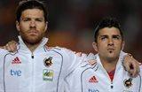 Алонсо и Вилья, фото zimbio.com
