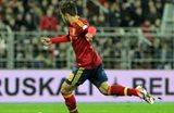 Альба забивает в ворота белорусов, фото football-espana.net