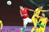 Ванцак открывает счет, фото nemzetisport.hu