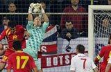 Джо Харт не удержал ворота на замке. Фото thetimes.co.uk