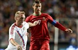 Глушаков против Роналду © AFP