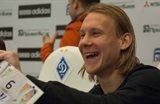 Домагой Вида тоже доволен, фото fcdynamo.kiev.ua