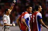 Костариканцы, победив США, оказались на первой строчке в группе, Getty Images