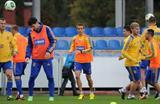 Сборная Украины готовится к важнейшему матчу отбора ЧМ-2014. Фото Football.ua