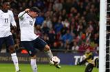 Руни забивает первый гол, Getty Images