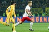 Блащиковски против Эдмара, фото Д.Неймырка, Football.ua