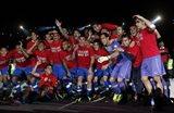 Чили едет на свой второй подряд мундиаль, Getty Images