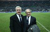 Дидье Дешам и Ноэль Ле Гре, фото francefootball.fr