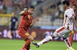 Эден Азар (слева), фото fifa.com