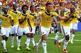 Колумбия, Getty Images